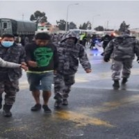 21 muertos y tres policías heridos dejan enfrentamientos en cárcel de Latacunga y la Penitenciaría