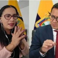CPCCS ratifica que Zaida Rovira fue cesada como subdefensora del Pueblo
