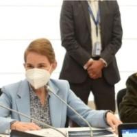 «El manejo del sistema carcelario no es competencia del Ministerio de Gobierno ni de la Policía», asegura Alexandra Vela