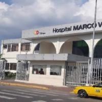 Ministerio de Salud interviene en el Hospital Marco Vinicio Iza, en Sucumbíos, por la muerte de seis niños