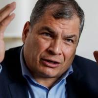 Yannuzzelli, desesperado,  tacha a expresidente Correa como el líder de una organización criminal