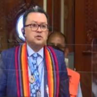 Ricardo Vanegas, asambleísta por Pachakutik, también está vinculado al Caso Las Torres