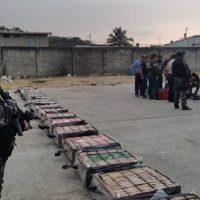 Ecuador forma parte del grupo de países de mayor tránsito o producción de drogas ilícitas