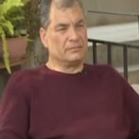 """""""Están desesperados"""", dice Rafael Correa, tras investigación en su contra por presunta defraudación tributaria"""