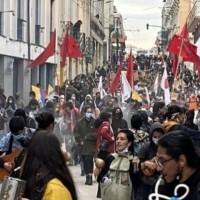 Presidente del Frente Popular: «La movilización de ayer tuvo éxito en todo el país»; anuncia nuevas acciones