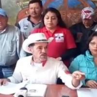 Sector campesino, agropecuario y pesquero anuncian jornada de protestas el 18 de octubre